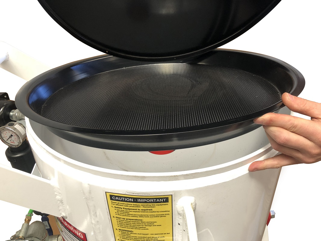 Multiblast Pro420 185 Litre Blasting Pot Machine Basic Package 7 Australia