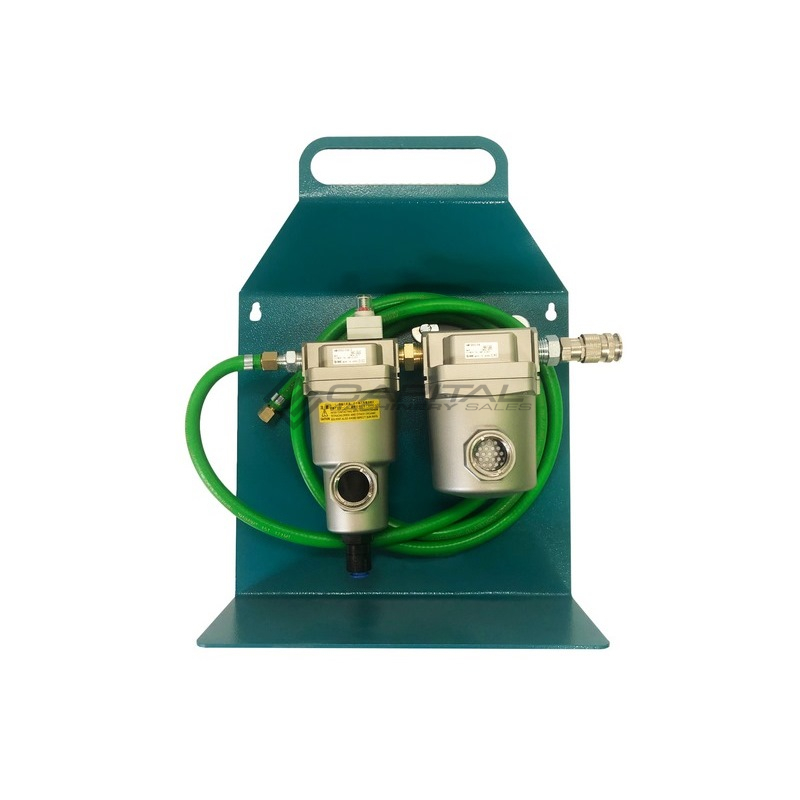 Multiblast Pro45 20 Litre Sandblasting Pot Machine Basic Package 006