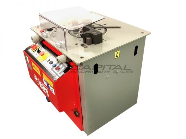 Icaro Cp2632 Combined Rebar Cutter And Bender 9