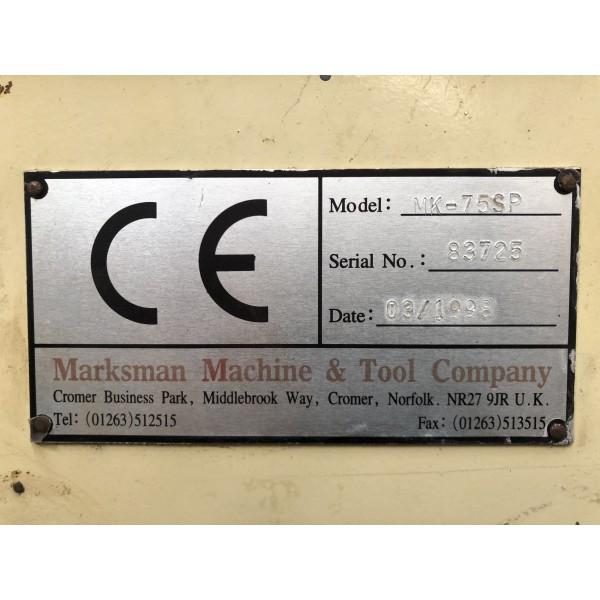 Marksman Mk75 Punch And Shear 6