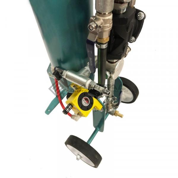 Multiblast Pro16 7 Litre Sandblasting Pot Machine Full Package With Soda Blasting Kit 006