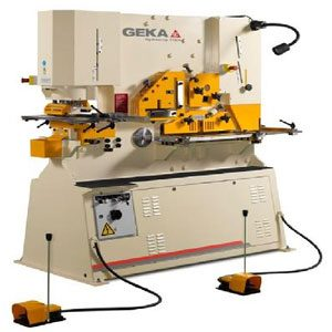 Geka 110 A S and SD