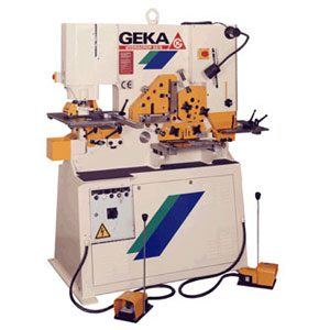Geka 50 N,A,S and SD