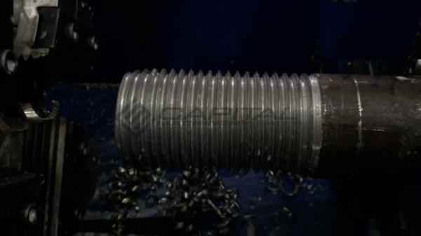 Rebar Threading Machinery