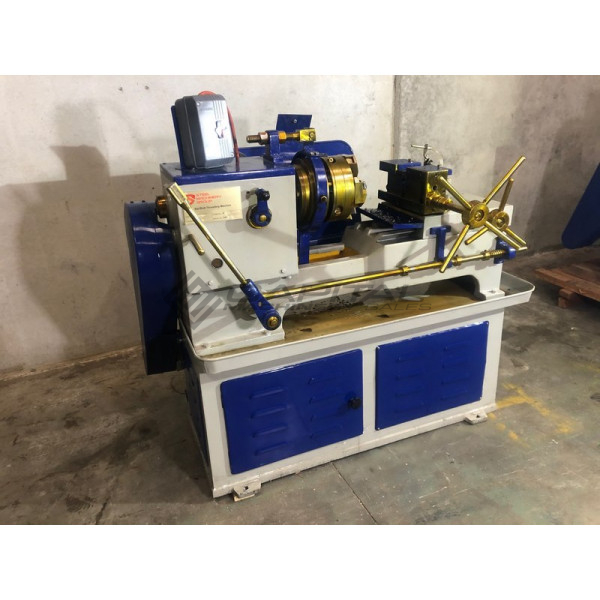 Smg 10 40 Bed Type Bar Threading Machine 3 8 1 1 2 002