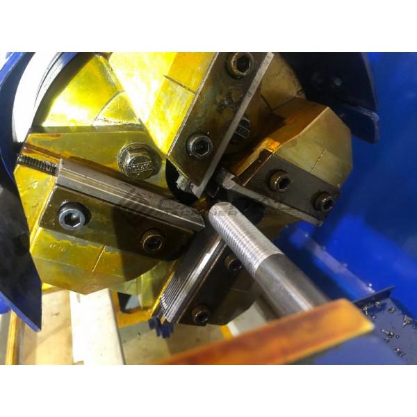 Smg 10 40 Bed Type Bar Threading Machine 3 8 1 1 2 004