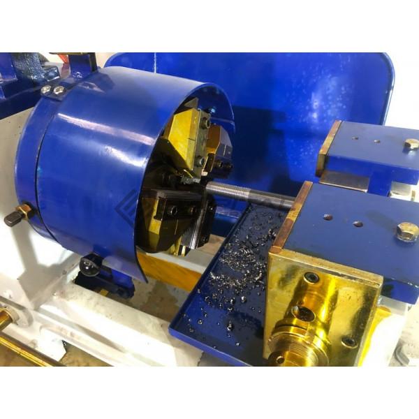 Smg 10 40 Bed Type Bar Threading Machine 3 8 1 1 2 005