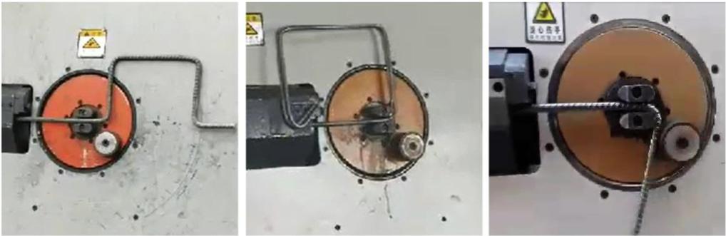 Reflex SB412 CNC Rebar Stirrup Bending Machine 2