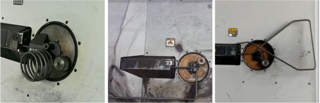 Reflex SB412 CNC Rebar Stirrup Bending Machine 3