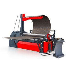 Tm 3 3100 230 Hydraulic 3 Roll Machine