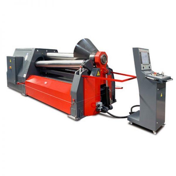 Tm 4 3100 230 Hydraulic 4 Roll Plate Rolling Machine