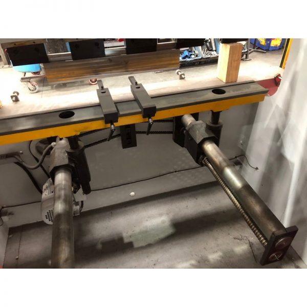 Used Hydraulic Pressbrake Australia Metalmaster Pb 40a