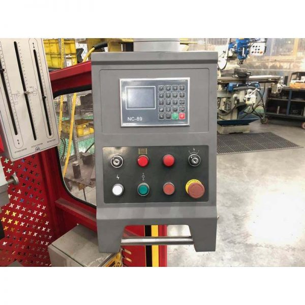 Used Hydraulic Pressbrake Machine For Sale Metalmaster Pb 40a