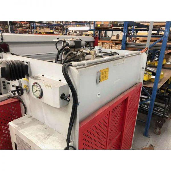 Used Machinery Pb 40a–hydraulic Nc Pressbrake