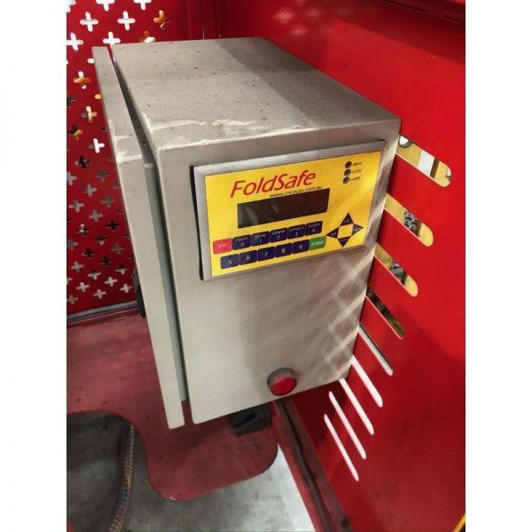 Used Pressbrake For Sale Metalmaster Pb 40a Hydraulic1