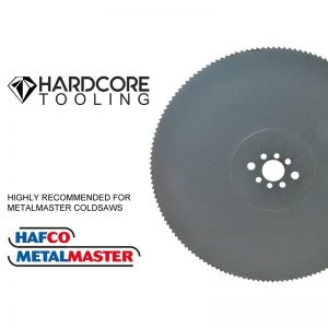 Hafco Metalmaster Coldsaw Blades For Model Coldsaw Cs 315d 315mm Diameter