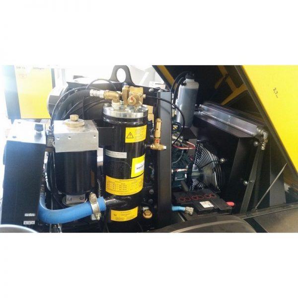 Kaeser M20 70cfm Diesel Air Compressor With Built In After Cooler 003