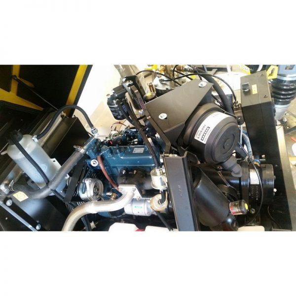 Kaeser M20 70cfm Diesel Air Compressor With Built In After Cooler 004