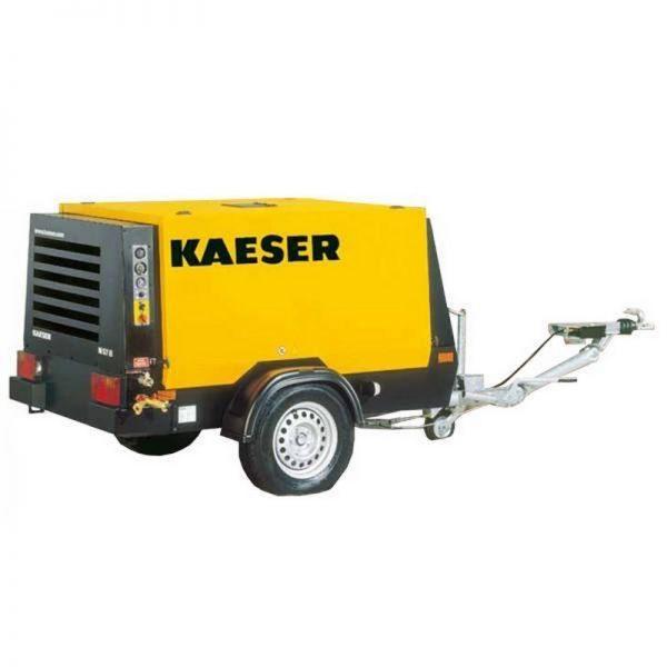 Kaeser M57 200cfm Portable Diesel Compressor 001