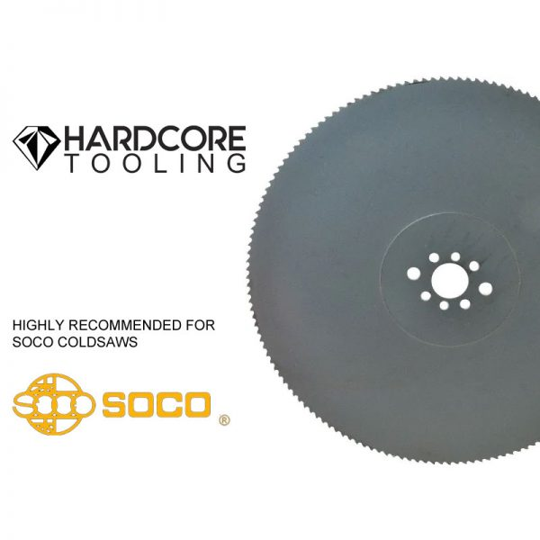 Soco Coldsaw Blades For Model Coldsaw Mc 315f 315mm Diameter