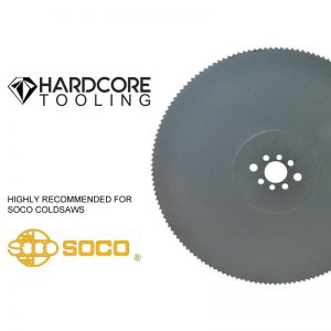 Soco Coldsaw Blades For Model Coldsaw Mc 370ce 370mm Diameter