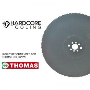 Thomas Coldsaw Blades For Model Super Technics 350 350mm Diameter