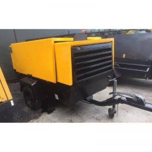 Used Atlas Copco Xas136 290cfm Diesel Compressor