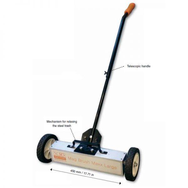 Blitzer Nko Magnetic Sweeper Mag Brush Maxx Large 004