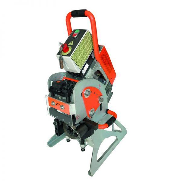 Blitzer Nko Uz15 Rapid High Speed 2 In 1 Beveling Machine 3d Adaptive System