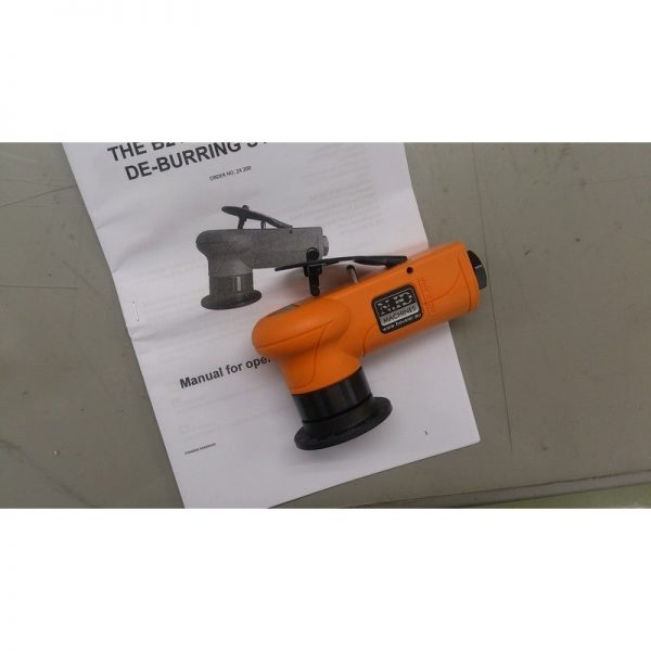 Pneumatic Deburring Hand Held System B2 Air 007