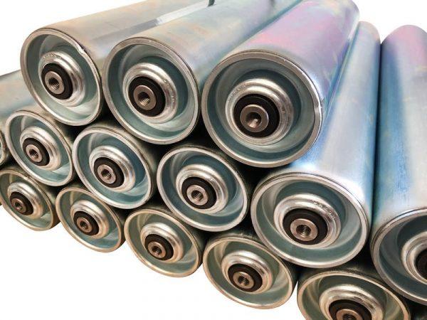Steel Conveyor Roller 89mm Diameter X Length 905mm 003