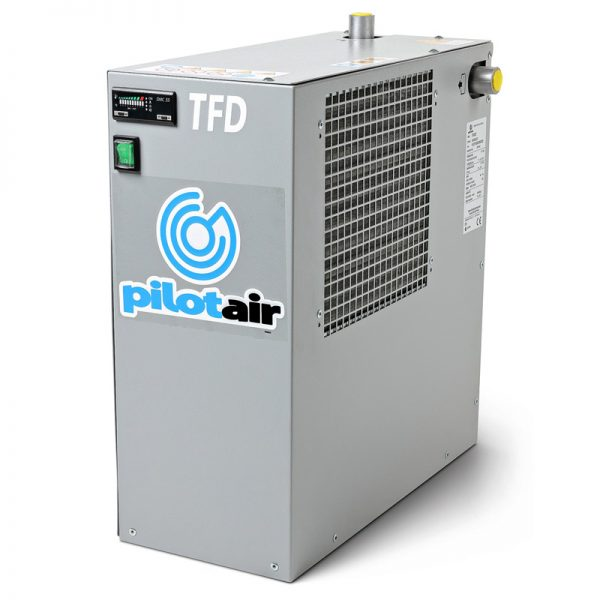 Pilot Air Tfd Series Refrigerated Compressed Air Dryers