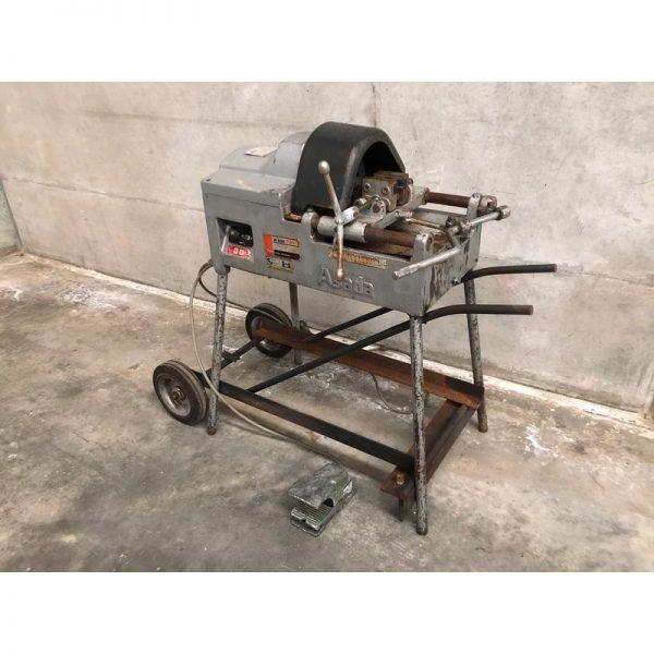 Used Asada Bar And Bolt Threading Machine 003