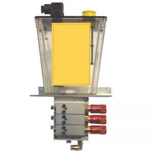 Vip4tools Oil Panel Oil Lubrication System