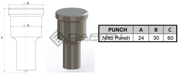 Nitto Round Punch For Sale Australia