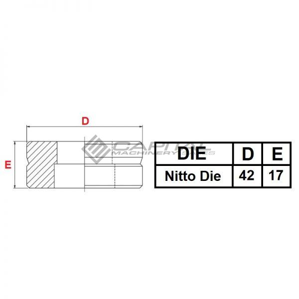 Nitto Square Die For Sale Australia