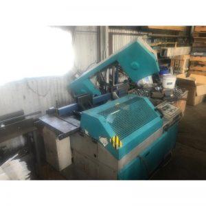 Used Imet Bs350 60 Afi Nc Bandsaw 004
