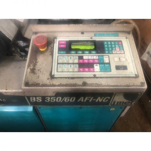 Used Imet Bs350 60 Afi Nc Bandsaw 008