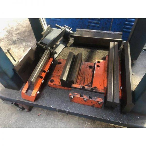 Used Sunrise Iw100s Punch And Shear Machine 005