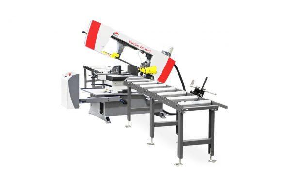 Bomar Workline 410 280g Mitre Cutting Bandsaw 002