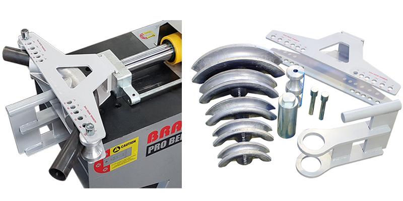 Bramley Probender 35t Hydraulic Bending Machine Pipe Bender Attachment