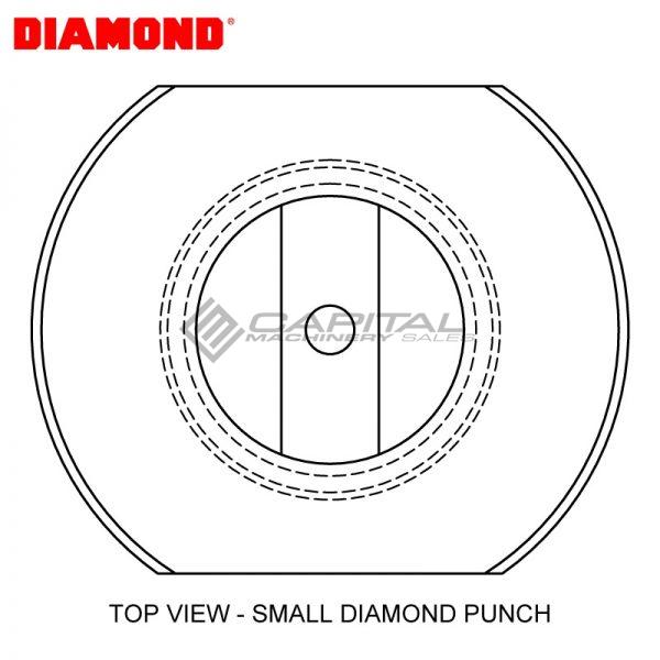 Diamond Ep19v Round Punch And Dies Set 1