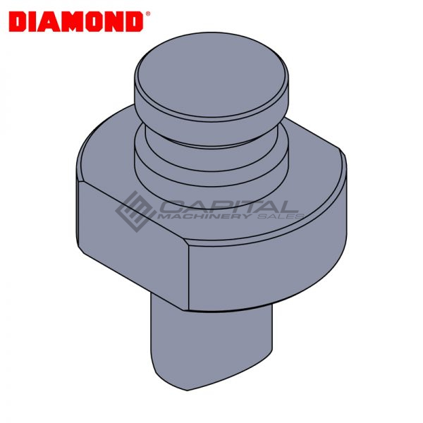 Diamond Ep19v Round Punch And Dies Set 3