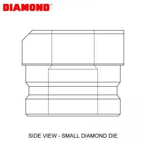 Diamond Ep19v Round Punch And Dies Set 6