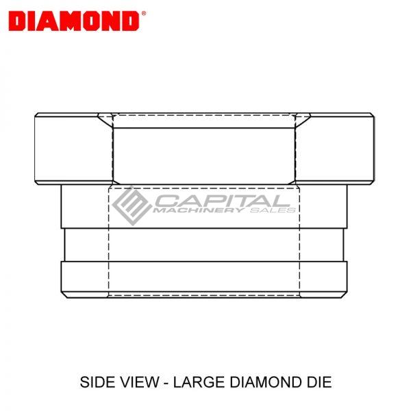 Diamond Ep2110v Round Die 1
