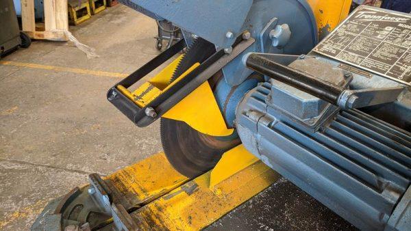 Used Trennjaeger High Speed Circular Metal Saw Ts01 004