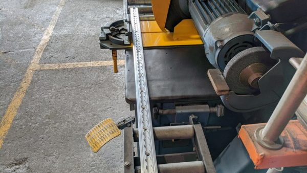 Used Trennjaeger High Speed Circular Metal Saw Ts01 012