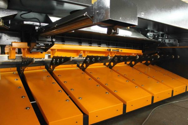Atlantic 3100 X 12 0mm Nc Guillotine Variable Rank Support