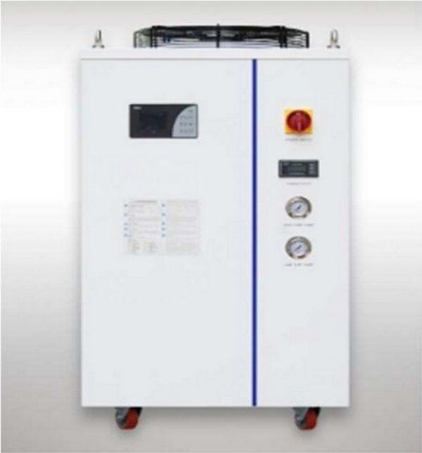 Atlantic Cnc Fiber Laser Cutting Machine Type Hflgse3015 3000w Industrial Water Chiller