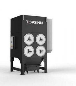 Atlantic Cnc Fiber Laser Cutting Machine Type Hflgse3015 3000w Optional Fume Dust Extractor